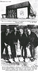 Breaking ground at Rochdale Village Synagogue