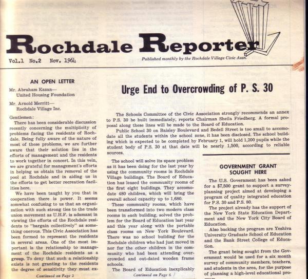 Rochdale Reporter  Nov 64