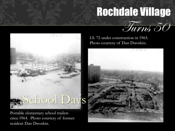 Rochdale school construction